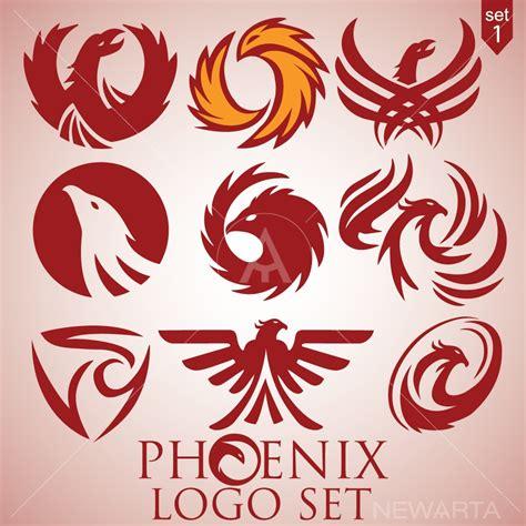 Phoenix Logo Set 1 Newarta