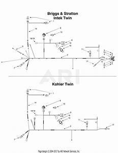 Troy Bilt 14av809h063  1999  Parts Diagram For Electrical