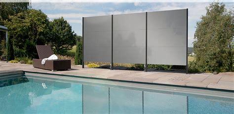Sichtschutz Garten Pool by Design Gartenhaus Einhausung Carport Gartana