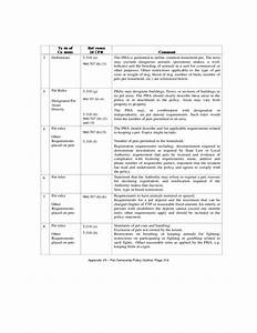 Responsibility Form Template Sample Public Housing Authority Lease Agreement Free Download