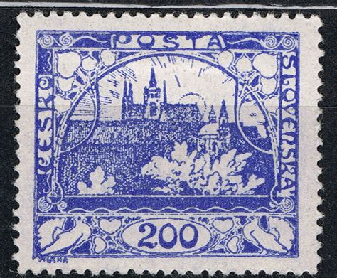 Postage Stamps And Postal History Of Czechoslovakia