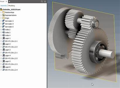 Gears Assistant Autodesk Turn Inventor