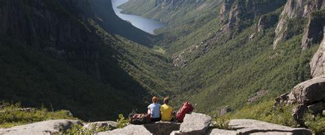 labrador newfoundland canada tourism travel hikes