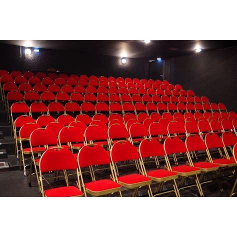 chaise pour les spectacles chaise pour salles de concert