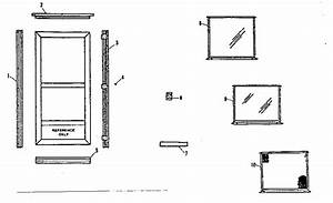 Sears 65622971 Storm  U0026 Screen Doors Parts