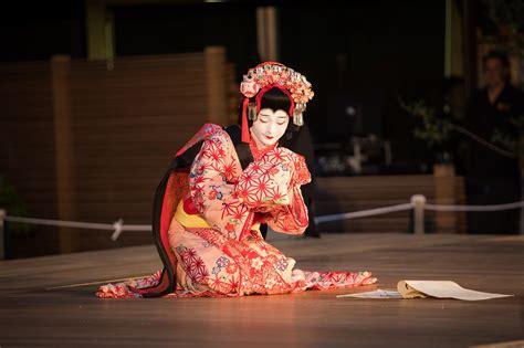 Kabuki on Stage - Portland Japanese Garden