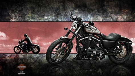 Harley Davidson Iron 883 4k Wallpapers by Wallpaper 2018 Harley Davidson Iron 883 69 Images