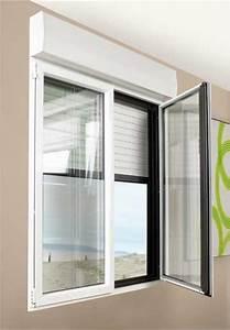 Volet Roulant Interieur Maison : fenetre pvc avec volet roulant pas cher ~ Premium-room.com Idées de Décoration