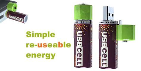 usbcell green usbcell greener gadget green gadgets