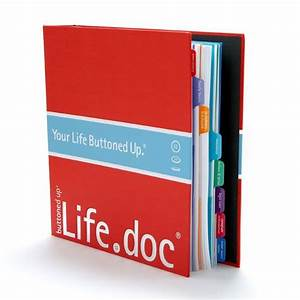 health gossip news and household binder on pinterest With life documents organizer