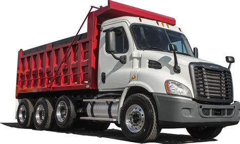 Dump Truck by Dump Truck Manufacturing Single Axle Dump Trucks