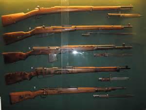 World War 2 Rifles