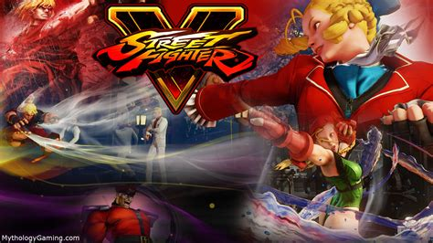 Street Fighter V Wallpapers Wallpapersafari