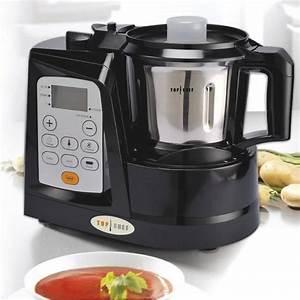 Robot Mixeur Multifonction : robot cuiseur top chef achat vente robot de cuisine ~ Mglfilm.com Idées de Décoration