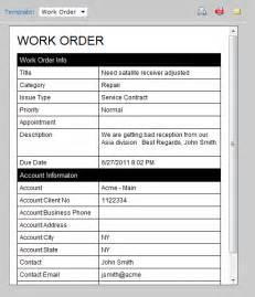 Work Order Form Template Excel Pin Work Orders Free Order Form Template For Excel On