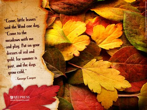 Autumn Wallpapers Quotes by Autumn From The