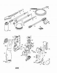 Black  U0026 Decker 14 Amp Pressure Washer Parts