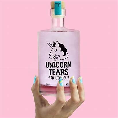 Unicorn Gin Tears Housekeeping