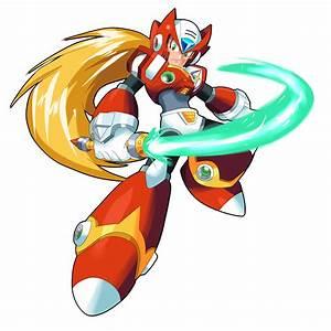 Zero Megaman X by rapharanker on DeviantArt