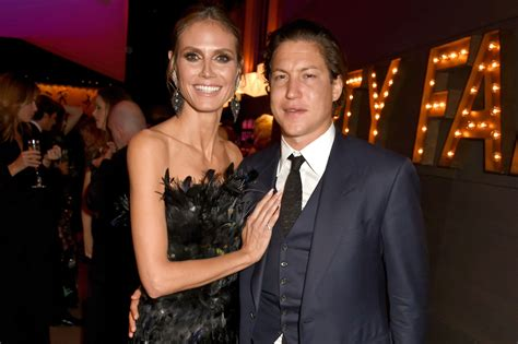Heidi Klum Vito Schnabel Responds Cheating Rumors