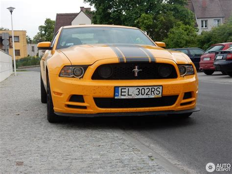 2016 Ford Mustang Boss 302s Price And Specs