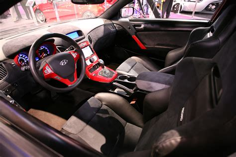 Hyundai Genesis Coupe By Street Concepts3 Car News