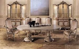 Italienische Möbel Esszimmer : luxus esszimmer mit esstisch und sessel lifestyle und design ~ Lateststills.com Haus und Dekorationen