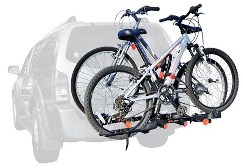 allen bike racks allen sports easy load deluxe 2 bike hitch