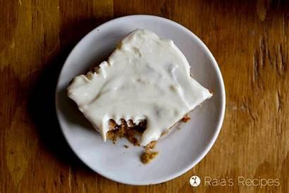 Cake Personal Cream Pan Carrot Cheese Honey