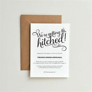 13 funny wedding invitations perfect for every sense of for Some funny wedding invitations