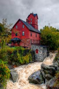 Old Grist Mill Jericho Vermont