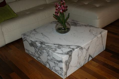 Minimalism and pure elegance characterize the cage tables, whose precious top comes in different types of marble, round. Coffee Table Quartz Marble Granite - Contemporary - Coffee Tables - toronto - by TorontoGranite.com