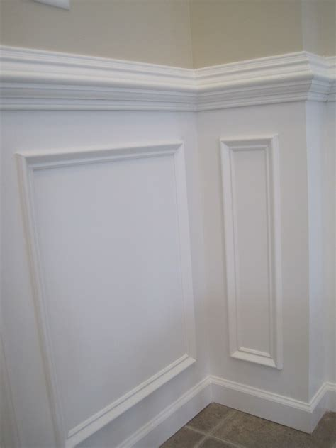 Faux Plastic Wainscoting Pvc In Shower Beadboard