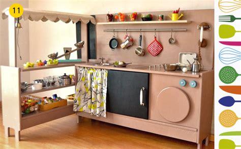 como hacer una cocina de juguete