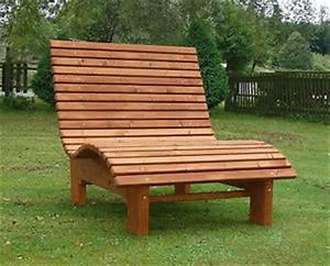 Relaxliege Für Garten : liegestuhl relaxliege sonnenliege aus massivem holz f r garten terasse balkon ebay ~ Indierocktalk.com Haus und Dekorationen