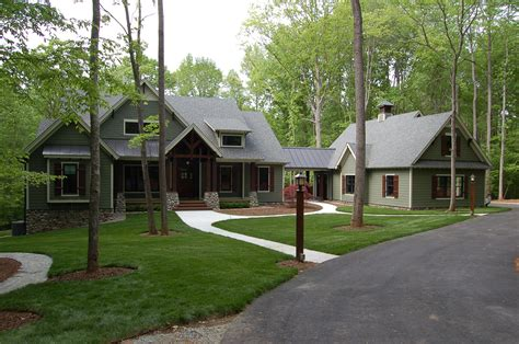 modern craftsman style home exterior ranch style homes