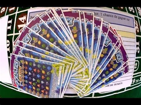 Gratter Un Carnet De 150 Tickets De Jeu Banco à 150€ Doovi