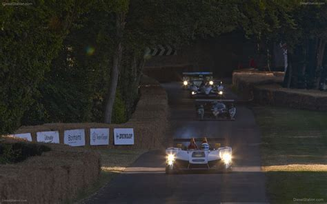 100 Years Of Audi At Goodwood Festival Of Speed Widescreen