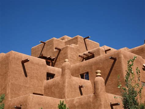 southwest house santa fe style homes hgtv