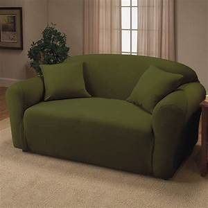 green sofa covers decor hunter green jersey t cushion sofa With furniture covers for decorating