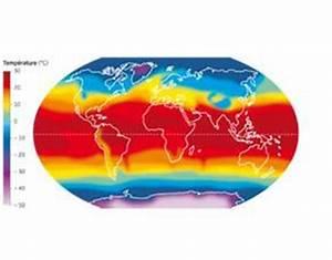 Surface De La Terre : temp ratures moyennes de l air en surface de la terre svtice ~ Dailycaller-alerts.com Idées de Décoration