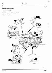 Jcb 525 527 530 535 537 Series Telescopic Handler Service