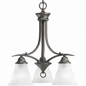 Progress lighting trinity collection light antique