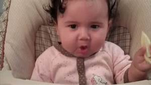 15 Babies Eating Sour Foods for the First Time—Reaction ...