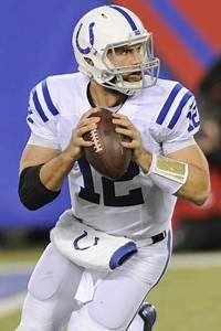 Andrew Luck, Indianapolis ColtsStratford High School