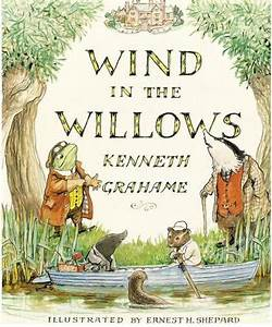 Butchering Books… The Wind in the Willows by Kenneth ...