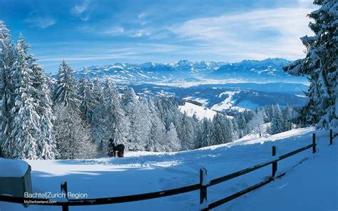 switzerland winter landscape wallpaper and background