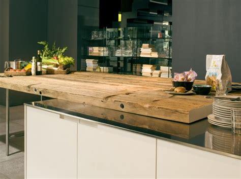 plan de travail cuisine bois brut plan de travail bois massif cuisine noel 2017