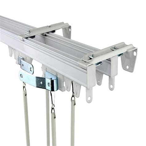 commercial wall ceiling white 120 inch curtain