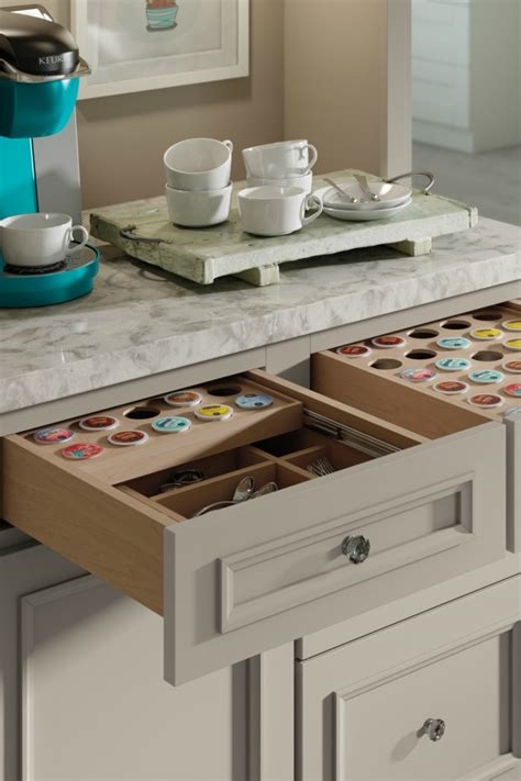 k cup drawer organizer 15 coffee pod storage ideas for k cup addicts
